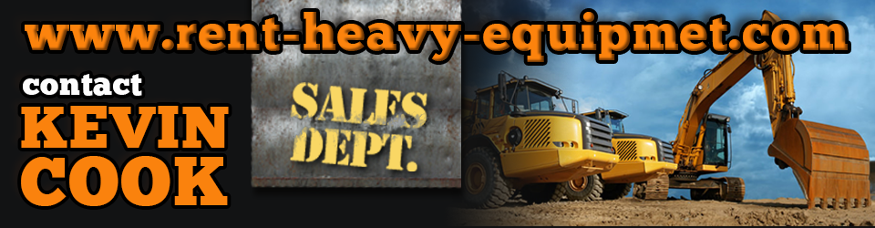 Rent Heavy Equipment